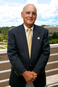 Interim Chancellor for UNCP, Charles Jenkins