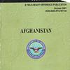 Afghanistan Country Handbook