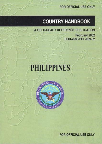 Phillippines Country Handbook