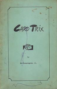 Card Trix