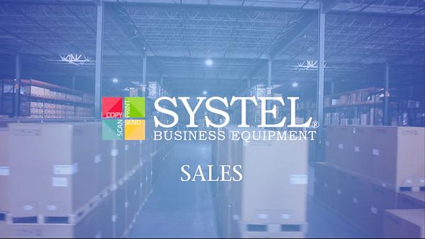 SYSTEL - Sales Recruitment Video EDIT