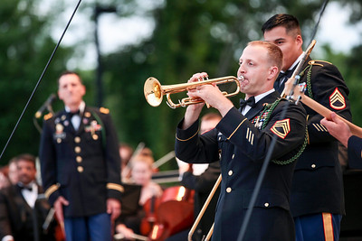 "The Fayetteville Symphony Orchestra and the Army Ground Forces Band of Ft. Bragg present their second annual free ""Symphonic Salute to the U.S. Armed Forces"" concert at Festival Park in Fayetteville, NC on Sunday, March 25th, 2014. Symphony_&_Armed_Forces_0017.JPG"