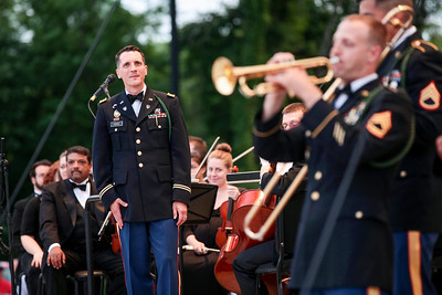 "The Fayetteville Symphony Orchestra and the Army Ground Forces Band of Ft. Bragg present their second annual free ""Symphonic Salute to the U.S. Armed Forces"" concert at Festival Park in Fayetteville, NC on Sunday, March 25th, 2014. Symphony_&_Armed_Forces_0016.JPG"