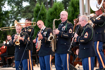 "The Fayetteville Symphony Orchestra and the Army Ground Forces Band of Ft. Bragg present their second annual free ""Symphonic Salute to the U.S. Armed Forces"" concert at Festival Park in Fayetteville, NC on Sunday, March 25th, 2014. Symphony_&_Armed_Forces_0021.JPG"