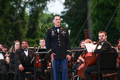 "The Fayetteville Symphony Orchestra and the Army Ground Forces Band of Ft. Bragg present their second annual free ""Symphonic Salute to the U.S. Armed Forces"" concert at Festival Park in Fayetteville, NC on Sunday, March 25th, 2014. Symphony_&_Armed_Forces_0012.JPG"