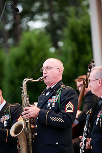 "The Fayetteville Symphony Orchestra and the Army Ground Forces Band of Ft. Bragg present their second annual free ""Symphonic Salute to the U.S. Armed Forces"" concert at Festival Park in Fayetteville, NC on Sunday, March 25th, 2014. Symphony_&_Armed_Forces_0019.JPG"