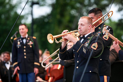 "The Fayetteville Symphony Orchestra and the Army Ground Forces Band of Ft. Bragg present their second annual free ""Symphonic Salute to the U.S. Armed Forces"" concert at Festival Park in Fayetteville, NC on Sunday, March 25th, 2014. Symphony_&_Armed_Forces_0018.JPG"