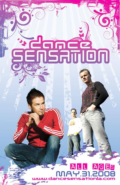 DANCE SENSATIONS