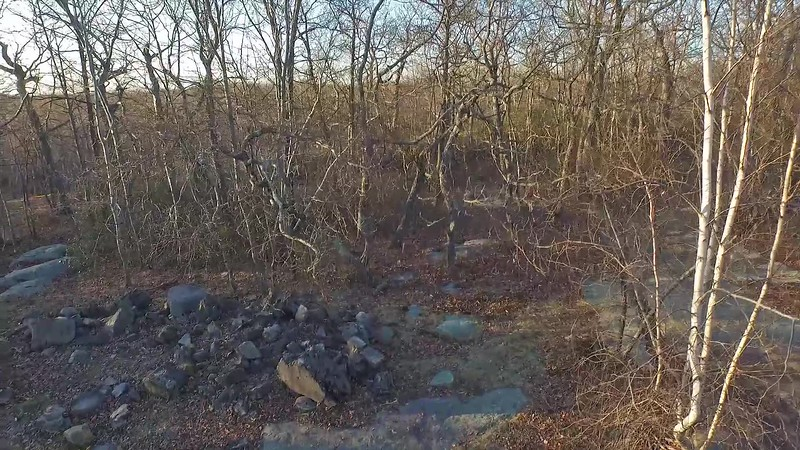Fire Tower Site - Drone Footage