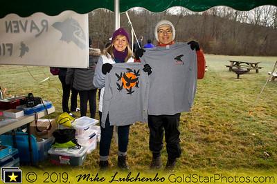 Raven Rocks Run, 2019. Ward Pound Ridge Reservation. November 10, 2019. Cross River, NY. Copyright Mike Lubchenko, 2019, Gold Star Photos. GoldStarPhotos.com