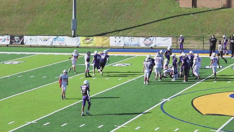 Raven vs West Virginia Game 1