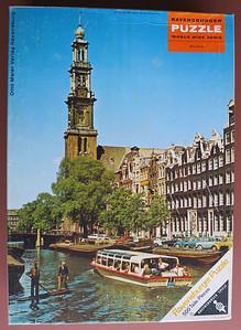 15405 Amsterdam, geel logo