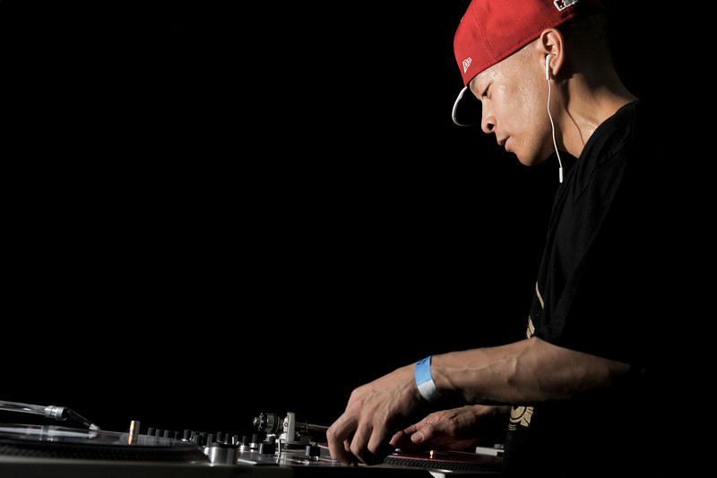 "DJ Qbert San Francisco, California  ""Amazing work!"""