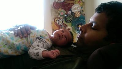 Daddy love.