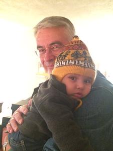 Warm Ravi hugs for Gpa