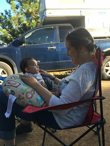 We like camping