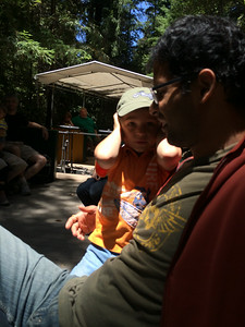 Evan and Sri