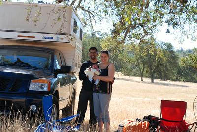 Campin' family