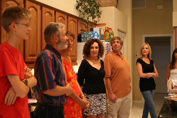 July 5th, 2010 - Raw Foods Get Together