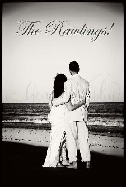 Rawlings/McGee Wedding
