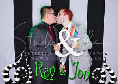 Congratulations Ray and Jon!!
