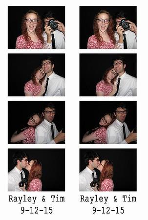 Rayley and Tim's Wedding 9-12-15