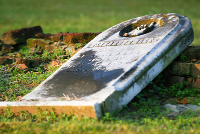 Raymond, Mississippi Southern cemetery's provide some great opportunities for photos.