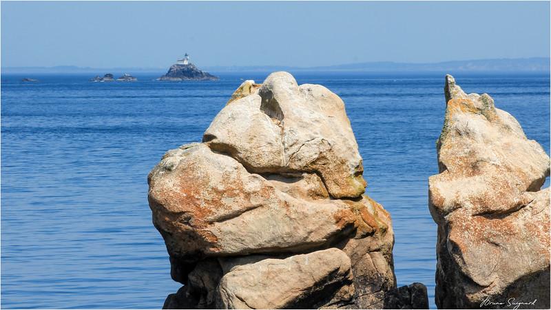 Rocks  -  Island of Sein  -  Brittany