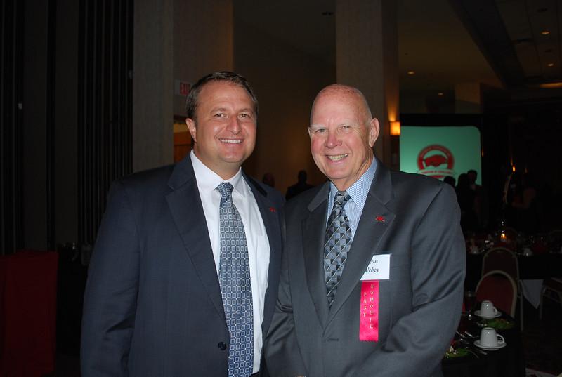 John Matsko and Dean Weber