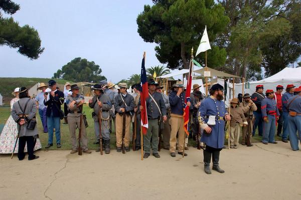 Old Fort MacArthur Days - 2007
