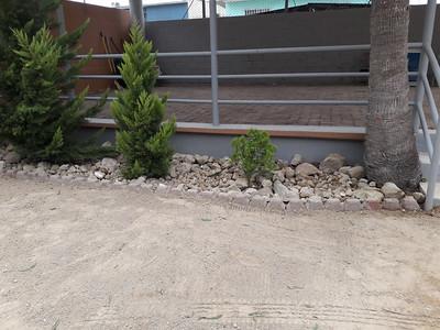 Re do club XE2BNC parking lot