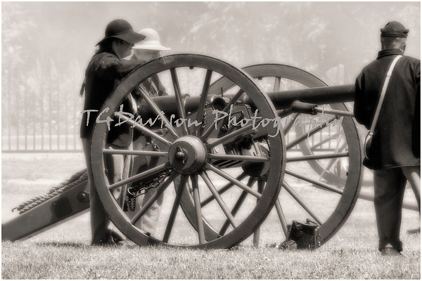 Elgin Civil War Days Saturday Battle 2017