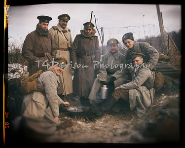 Christmas in the Trenches 2016