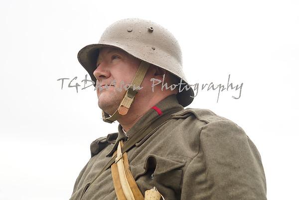 World War I Great War Midway Village Rockford, IL 2014