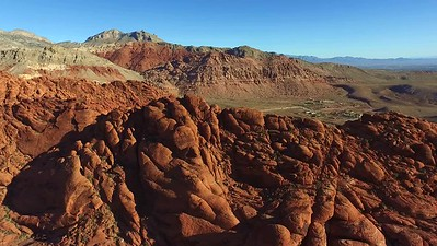 2 Up over Guardian to see Calico Basin