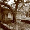 The Chapel of Ease, on St. Helena Island, South Carolina.