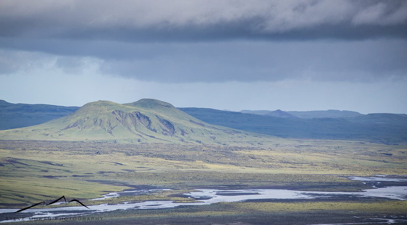 Rivers are everywhere in Iceland, this one is part of the Skafta river system.