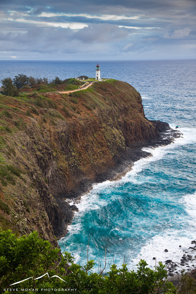 The Kilauea Lighthouse is absolutely beautiful- it hasn't been operational in decades, but it's maintained as a bird sanctuary.