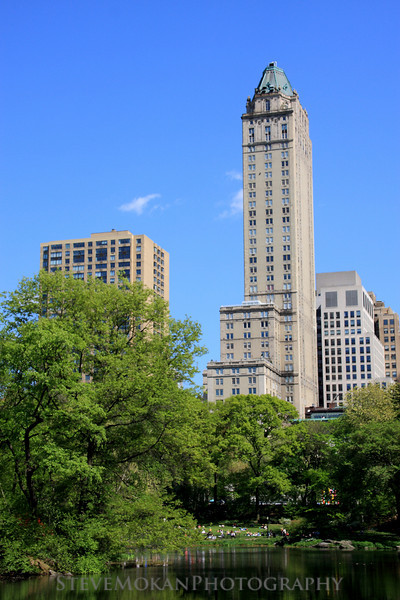 Another view from Central Park.