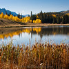 All of the shots you see in this gallery of the pond are from Beaver Pond, which is just below Silverjack Reservoir on Owl Creek Pass.  It was one of the most beautiful, pristine, and calming places I've been in the mountains of Colorado.