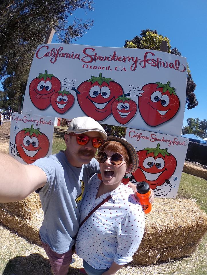California Strawberry Festival 05-20-2017