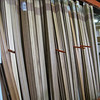 new stain-grade hardwood molding: $60-$80 per pack (40 lin ft)