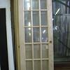 new door: $150
