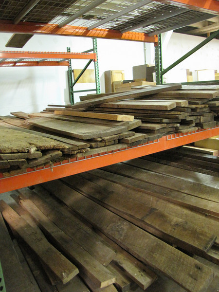 reclaimed barn wood, estimated 75 years old: $1.67-$2.25 per lin ft. (depending on thickness)<br /> Email ReStore Manager Jeremy Idleman at jeremy@habitatstl.org to make an appointment to see our entire stock.