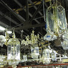 variety of chandeliers: $40-$150