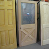 JUST IN! Many sizes of virgin wood and finished interior and exterior doors. Sizes varying, priced from $40-$150