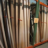 We have many varieties of mouldings in stock. All new and bundled in 40 l/f bundles; prices ranging from $20-$80 per bundle.