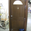 NEW entry door with threshold, hardware and full trim kit. $550 (Retail $1100)