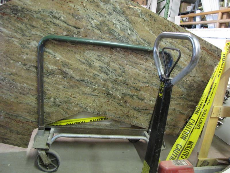 granite countertop, piece 2 of 7: $450 total
