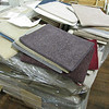 carpet rectangles: $0.75 each